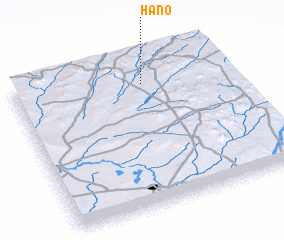 3d view of Hano