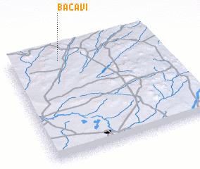 3d view of Bacavi