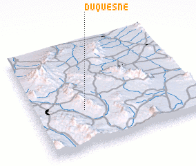 3d view of Duquesne