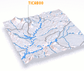 3d view of Ticaboo
