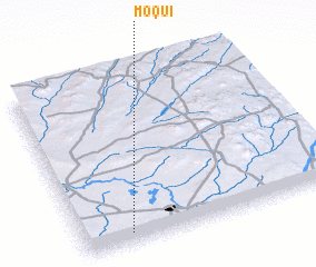 3d view of Moqui