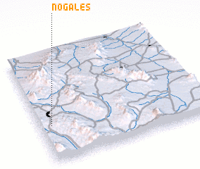 3d view of Nogales