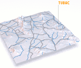 3d view of Tubac