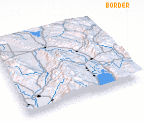 3d view of Border