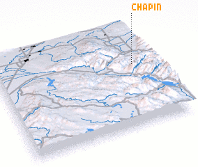 3d view of Chapin