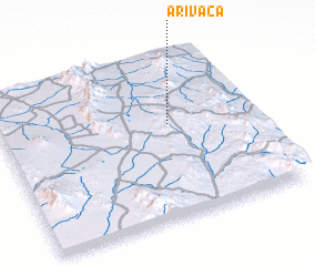 3d view of Arivaca