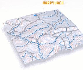 Happy Jack Arizona Map.Happy Jack United States Usa Map Nona Net