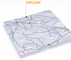 3d view of Coolidge