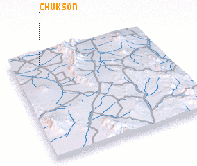 3d view of Chukson