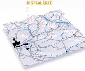 3d view of Vista Alegre