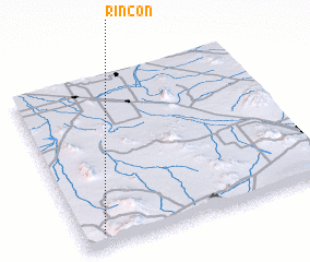 3d view of Rincon