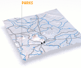 3d view of Parks