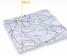 3d view of Nolic