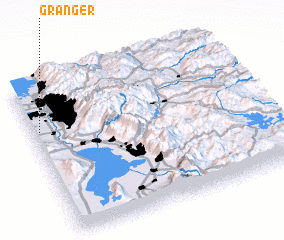 3d view of Granger