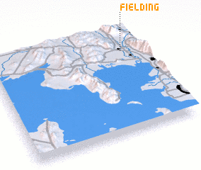 3d view of Fielding