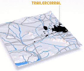 3d view of Trailer Corral