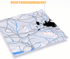 3d view of Mountain View Meadows