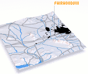 3d view of Fairwood VIII