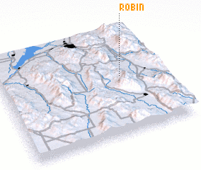 3d view of Robin