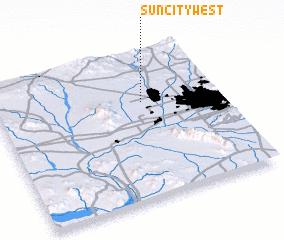 3d view of Sun City West