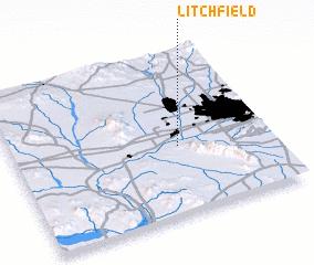 3d view of Litchfield