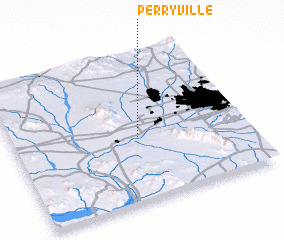 3d view of Perryville
