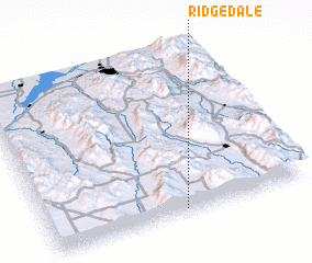 3d view of Ridgedale