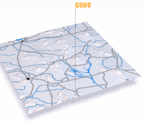 3d view of Gu Vo