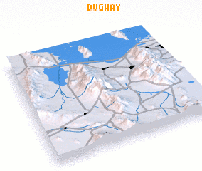 3d view of Dugway