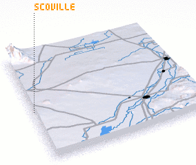 3d view of Scoville