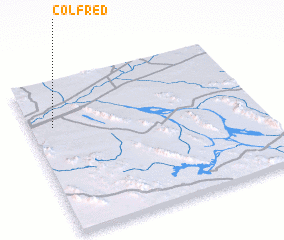 3d view of Colfred
