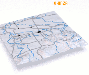 3d view of Owinza