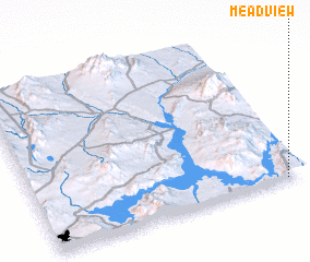 3d view of Meadview