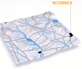 3d view of McConnico