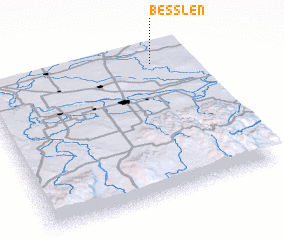 3d view of Besslen