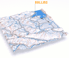 3d view of Rollins