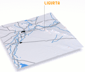 3d view of Ligurta