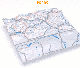3d view of Rands
