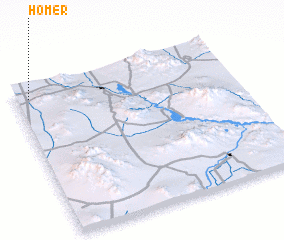 3d view of Homer