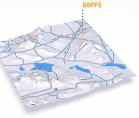 3d view of Goffs