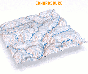 3d view of Edwardsburg