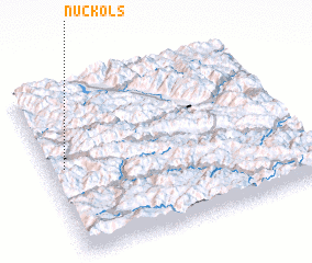 3d view of Nuckols