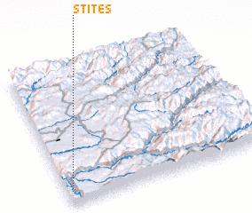 3d view of Stites