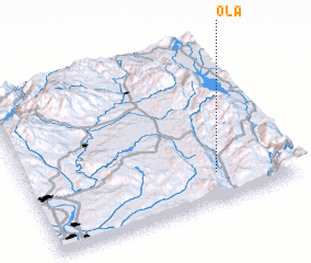3d view of Ola