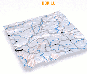 3d view of Bovill