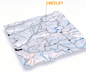3d view of Chesley