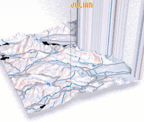 3d view of Julian