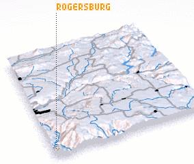 3d view of Rogersburg