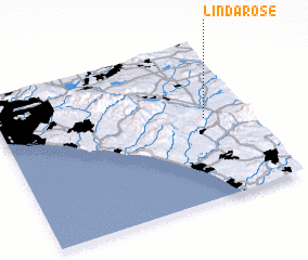 3d view of Linda Rose