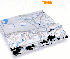 3d view of Thorn